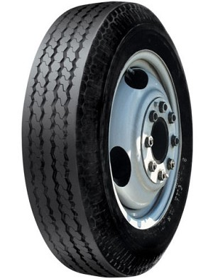 7x14.5 Double Coin Bluestar Express Low Platform Trailer Tire (12 Ply)