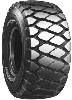 23.5R25 Bridgestone VMT Radial Loader Tire (2 Star)