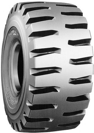 17.5R25 Bridgestone VSDL Radial Loader Tire (1 Star)