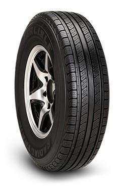 ST205/75R14 Carlisle Radial Trail HD Trailer Tire (8 Ply)