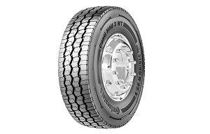 315/80R22.5 Continental Conti HAU3 WT Commercial Truck Tire (20 Ply)