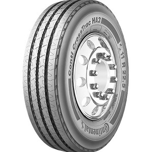 295/75R22.5 Continental CrossTrac HA3 Commercial Truck Tire (14 Ply)