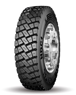 11R22.5 Continental HDC1 Commercial Truck Tire (16 Ply)