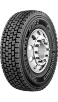 295/75R22.5 Continental HDR2 Commercial Truck Tire (16 Ply)