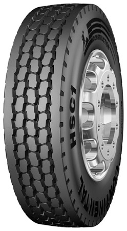 315/80R22.5 Continental HSC1 Commercial Truck Tire (20 Ply)
