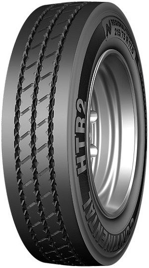 215/75R17.5 Continental HTR2 Commercial Truck Tire (16 Ply) (EU)