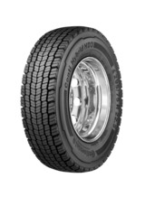 295/75R22.5 Continental Hybrid HD3 Commercial Truck Tire (14 Ply)