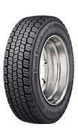 225/70R19.5 Continental Scandinavia HD3 Commercial Truck Tire (14 Ply)