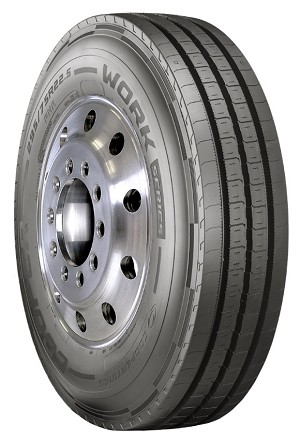 11R22.5 Cooper RHA Commercial Truck Tire (16 Ply)