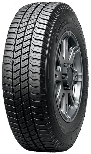 LT235/80R17 Michelin Agilis CrossClimate All-Weather Tire (LRE)