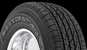 P235/70R16XL Firestone Destination LE2 SUV and Light Truck Tire (107T)