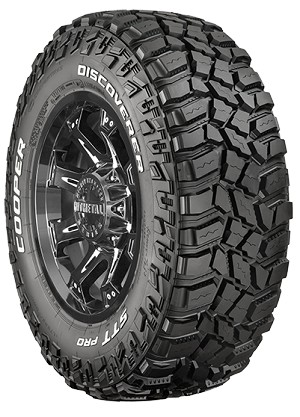 LT235/85R16 Cooper Discoverer STT Pro Light Truck Tire (LRE)