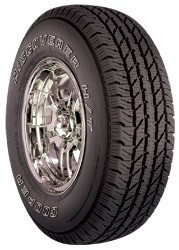 245/75R17 Cooper Discoverer H/T SUV and Light Truck Tire