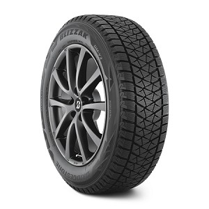 285/45R22 Bridgestone Blizzak DM-V2 Winter Tire (110T)