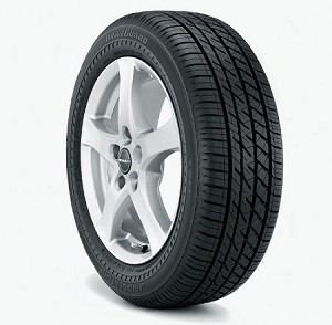 235/55RF18 Bridgestone Driveguard All Season Tire (100V)