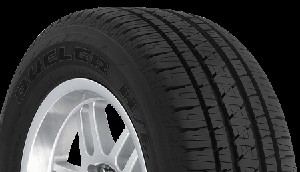 P265/70R16 Bridgestone Dueler H/L Alenza Plus SUV and Light Truck Tire (112T)