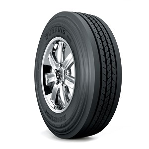 LT245/75R16 Bridgestone Duravis R238 Light Truck Tire (LRE)