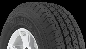 LT235/80R17 Bridgestone Duravis R500 HD Light Truck Tire