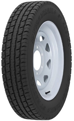 ST175/80R13 Double Coin Dynatrail Plus ST Radial Trailer Tire (LRC)