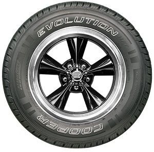 275/55R20 XL Cooper Evolution H/T All Season Tire (117H)