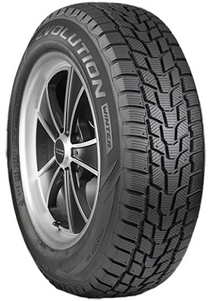 235/65R17 Cooper Evolution Winter Snow Tire (104T)