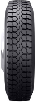 10R22.5 Firestone FD663 Commercial Truck Tire (12 Ply)