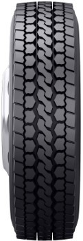 285/75R24.5 Firestone FD690 Plus Commercial Truck Tire (14 Ply)