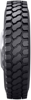 11R24.5 Firestone T831 Commercial Truck Tire (16 Ply)