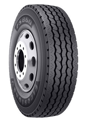 315/80R22.5 Firestone FS860 Commercial Truck Tire (20 Ply)