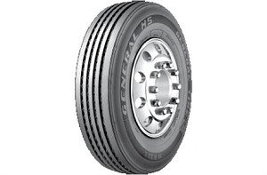 11R22.5 General HS Commercial Truck Tire (16 Ply)