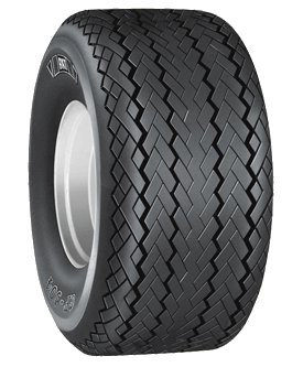 18x8.50-8 BKT GF304 Golf Cart Tire (4 Ply) (Aramide)