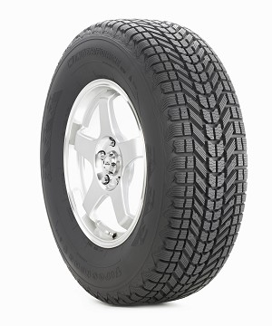 235/70R16 Firestone Winterforce UV XL Snow Tire (107S)