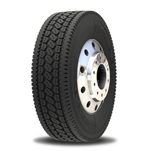 295/75R22.5 Double Coin FD405 Commercial Truck Tire (14 Ply)