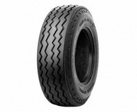 8x14.5 Galaxy Trailer Special Low Platform Trailer Tire (14 Ply)