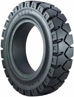 18x7-8 (4.33) Trelleborg ORCA Solid Forklift Tire