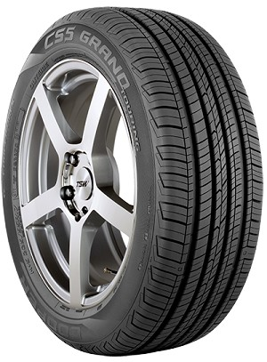 225/50R18 Cooper CS5 Grand Touring All Season Tire (95T)