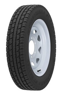 ST205/75R15 Double Coin Dynatrail Plus ST Radial Trailer Tire (LRD)