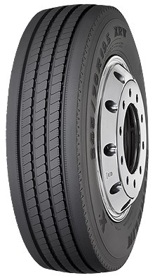 225/70R19.5 Michelin XRV RV Tire (12 Ply)