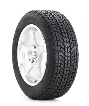 P175/70R13 Firestone Winterforce Snow Tire (82S)