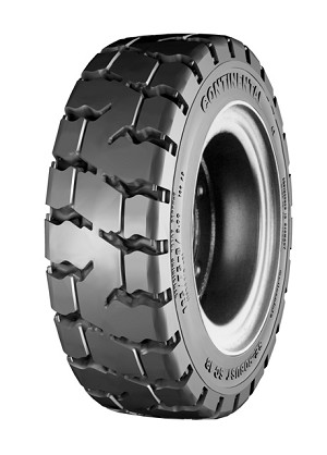 250x15 Continental Robust SC18 Forklift Tire (LOC)