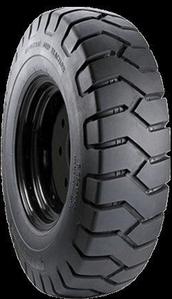 6.50-10 Carlisle Industrial Deep Traction Tire (10 Ply) (TT)