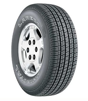 31x10.50R15 Uniroyal Laredo Cross Country SUV and Light Truck Tire (109R)