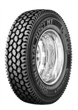 11R22.5 Continental HDC1 HT Commercial Truck Tire (16 Ply)