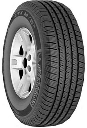 245/70R17 Michelin LTX M/S2 Light Truck All Season Tire (110T)