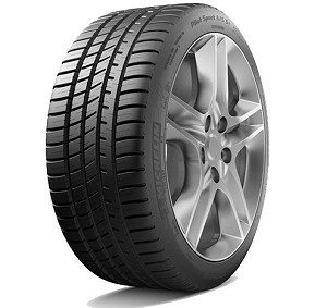 245/40R18 Michelin Pilot Sport A/S3+ All Season Tire (97Y)