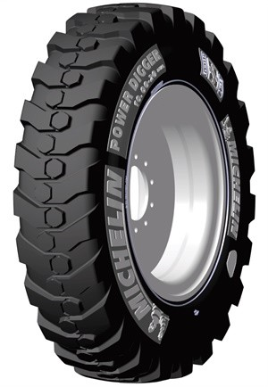 10.00-20 Michelin Power Digger Wheeled Excavator Tire (16 Ply)