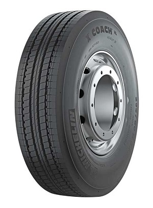 295/80R22.5 Michelin X Coach HL Z Commercial Bus Tire (16 Ply)