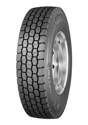 11R24.5 Michelin X Multi Commercial Truck Tire (16 Ply)