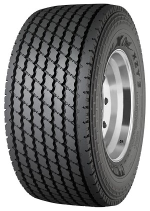 455/55R22.5 Michelin X One XZY3 Commercial Truck Tire (22 Ply)