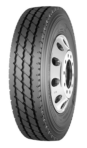 11R24.5 Michelin XWORKS Z Commercial Truck Tire (16 Ply)